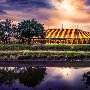 Festival tenten